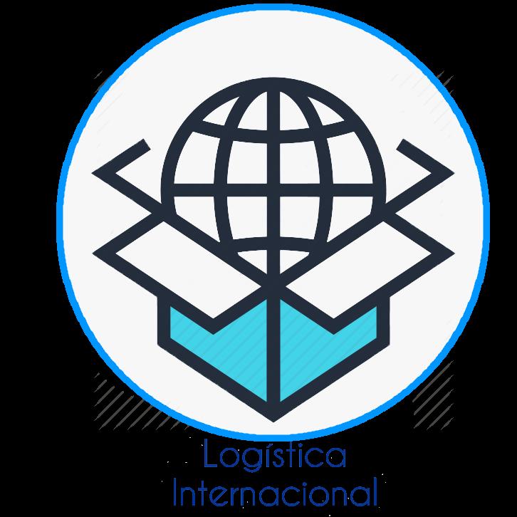 icono logistica internacion